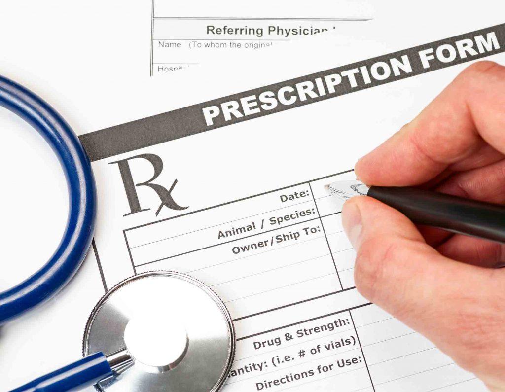 pet prescription refil